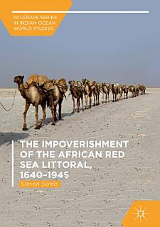 The Impoverishment of the African Red Sea Littoral  1640   1945 Book