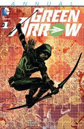 Green Arrow Annual (2015-) #1