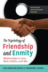 Psychology Of Friendship And Enmity The Book PDF