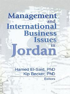 Management and International Business Issues in Jordan PDF