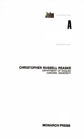 John Knowles' A Separate Peace