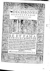 Decisionis Neapolitanae