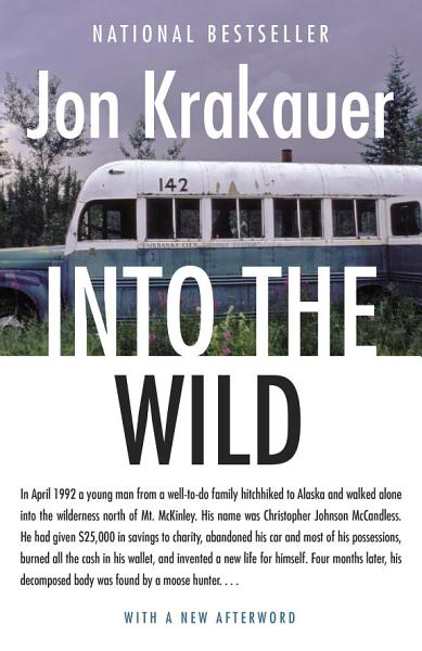 Download Into the Wild Book