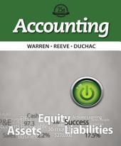 Accounting: Edition 25