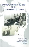 National Security Reform 2010 PDF