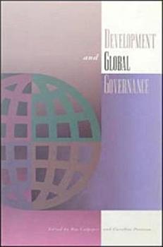 Development and Global Governance PDF