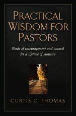 Practical Wisdom for Pastors PDF