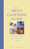 The Men s Clothing Guide PDF