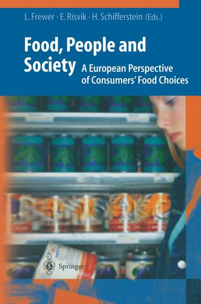 Download Food  People and Society Book