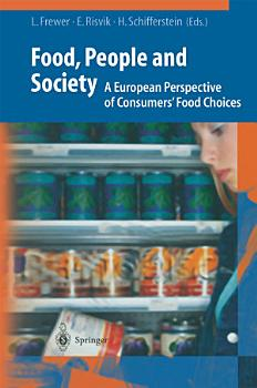 Food  People and Society PDF
