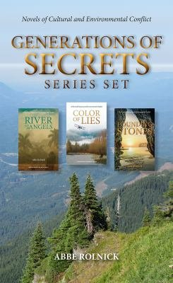 Generation of Secrets Series Set  River of Angels Book 1  Color of Lies Book 2  Founding Stones Book 3