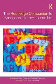 The Routledge Companion to American Literary Journalism PDF