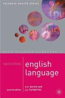 Mastering English Language PDF