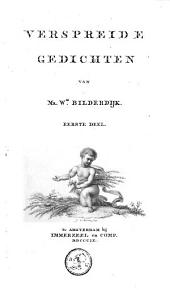 Verspreide gedichten: Volume 1