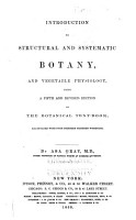 Introduction to Structural and Systematic Botany PDF
