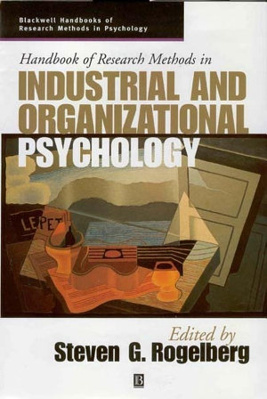 Handbook of Research Methods in Industrial and Organizational Psychology PDF
