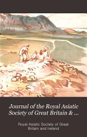 Journal of the Royal Asiatic Society of Great Britain & Ireland: Volume 13