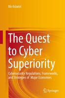 The Quest to Cyber Superiority PDF