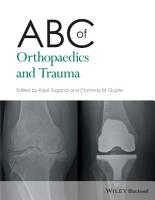 ABC of Orthopaedics and Trauma PDF