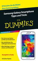 Samsung Galaxy Smartphone Tipps und Tricks f  r Dummies PDF