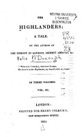 The Highlanders PDF