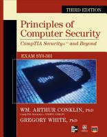 Principles of Computer Security CompTIA Security  and Beyond  Exam SY0 301   Third Edition PDF