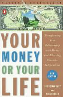 Your Money Or Your Life PDF
