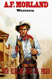 Der Killer aus El Paso: Western