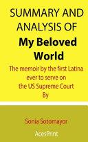 Summary and Analysis of My Beloved World PDF