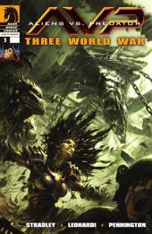 Aliens vs. Predator: Three World War #3