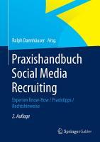 Praxishandbuch Social Media Recruiting PDF