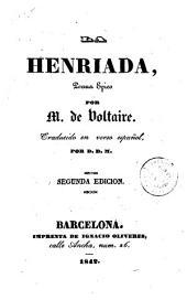 La Henriada: poema épico