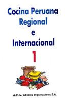 Cocina peruana regional e internacional  Platos tipicos PDF