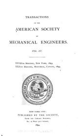 Transactions of the American Society of Mechanical Engineers: Volumes 1-15