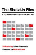 The Shatzkin Files
