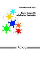 Social Support in schulischen Kontexten