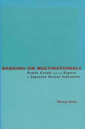 Banking on Multinationals PDF