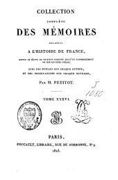 Mémoire de messire Philippe Hurault, comte de Cheverny. Mémoires de Philippe Hurault, abbé de Pontlevoy, evesque de Chartres