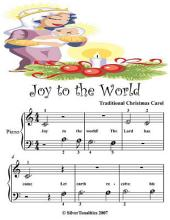 Joy to the World - Beginner Tots Piano Sheet Music