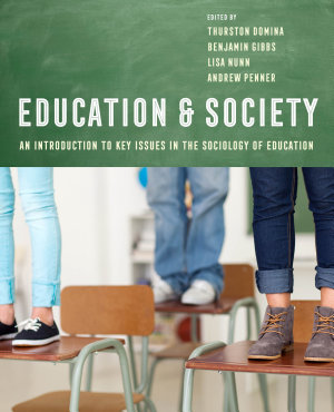 Education and Society PDF