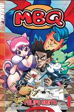 MBQ manga volume 1