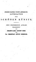 Literatur der sch  nen K  nste PDF