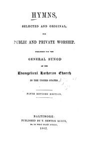 Hymns, Selected and Original, for Public and Private Worship