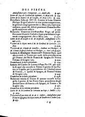 Instructions et lettres des rois très-chrestiens et de leurs ambassadeurs, et autres actes concernant le concile de Trente, pris sur les originaux