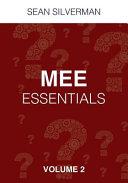 Mee Essentials PDF