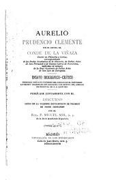 Aurelio Prudencio Clemente: ensayo biografico-critico