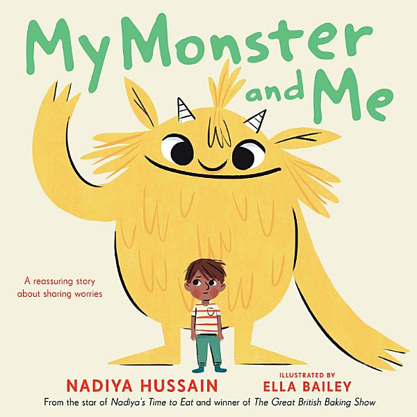 Download My Monster and Me Book