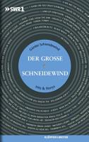 Der Gro  e Schneidewind PDF