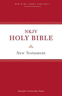 NKJV  Holy Bible New Testament  Paperback  Comfort Print