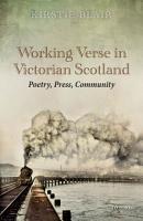 Working Verse in Victorian Scotland PDF